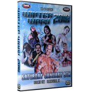 "IWA Mid-South DVD January 9, 2016 ""Winter Wars"" - Clarksville, IN"