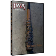 "IWA Mid-South DVD January 15, 2016 ""New Year's Fallout"" - Clarksville, IN"