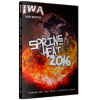 "IWA Mid-South DVD May 19, 2016 ""Spring Heat 2016"" - Clarksville, IN"