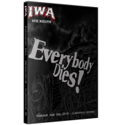 "IWA Mid-South DVD June 2, 2016 ""Everybody Dies"" - Clarksville, IN"