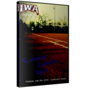 "IWA Mid-South DVD June 9, 2016 ""Summer Classic 2016"" - Clarksville, IN"