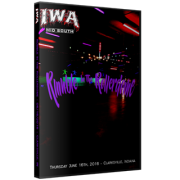 """IWA Mid-South DVD June 16, 2016 """"Rumble in the Rollerdome"""" - Clarksville, IN"""