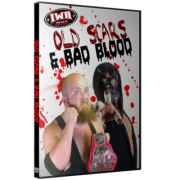 "IWA Mid-South DVD June 23, 2016 ""Old Scars & Bad Blood 2016"" - Clarksville, IN"