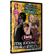 "IWA Mid-South DVD June 30, 2016 ""The Sucking Dog Days of Summer"" - Clarksville, IN"