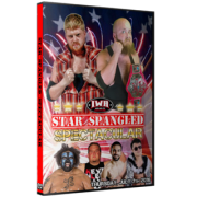 "IWA Mid-South DVD July 7, 2016 ""Star Spangled Spectacular"" - Clarksville, IN"