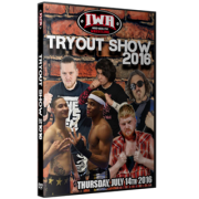 "IWA Mid-South DVD July 14, 2016 ""Tryout Show"" - Clarksville, IN"