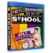 "IWA Mid-South Blu-ray/DVD July 28, 2016 ""Now We Go To School"" - Clarksville, IN"