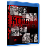 "IWA Mid-South Blu-ray/DVD August 6, 2016 ""King of the Death Matches 2016"" - New Albany, IN"