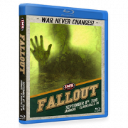 "IWA Mid-South Blu-ray/DVD September 8, 2016 ""Fallout"" - Clarksville, IN"