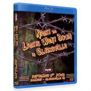 "IWA Mid-South Blu-ray/DVD September 15, 2016 ""The Night the Lights Went Out in Clarksville"" - Clarksville, IN"
