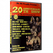 "IWA Mid-South DVD October 6, 2016 ""20th Anniversary Show"" - Clarksville, IN"