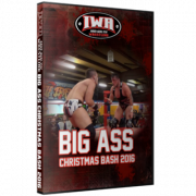 "IWA Mid-South DVD December 1, 2016 ""Big Ass Christmas Bash 2016"" - Clarksville, IN"