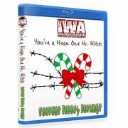 "IWA Mid-South Blu-ray/DVD December 3 & 8, 2016 ""You're a Mean One, Mr. Mitch & Seasons Bloody Beatings"" - Memphis, IN"