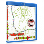 "IWA Mid-South Blu-ray/DVD December 15 & 17, 2016 ""Holiday Havoc & For Whom the Jingle Bells Toll"" -  Jeffersonville, IN"