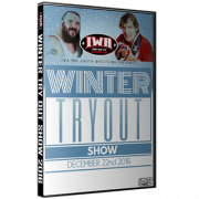"IWA Mid-South DVD December 22, 2016 ""Winter Tryout Show"" - Jeffersonville, IN"