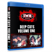 "IWA Mid-South Blu-ray/DVD ""IWA Deep Cuts Volume 1"""