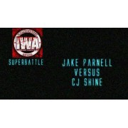 "IWA Mid-South February 4, 2017 ""Super Battle"" - Memphis, IN (Download)"