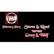 "IWA Mid-South Blu-ray/DVD February 9, 2017 ""February Fury 2017"" - Jeffersonville, IN"