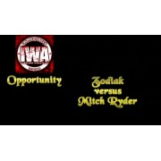 "IWA Mid-South Blu-ray/DVD February 11, 2017 ""Opportunity 2017"" - Memphis, IN"
