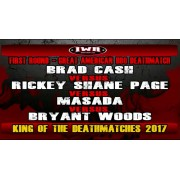 "IWA Mid-South May 20, 2017 ""King of the Death Match Tournament 2017"" - Memphis, IN (Download)"