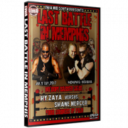 "IWA Mid-South DVD July 1, 2017 ""Last Battle in Memphis"" - Memphis, IN"