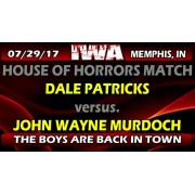 "IWA Mid-South July 29, 2017 ""The Boys are Back in Town"" - Memphis, IN (Download)"