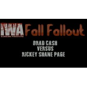 "IWA Mid-South November 26, 2016 & October 21, 2017 ""Hair Today, Gone Tomorrow & Fall Fallout"" - Memphis, IN (Download)"