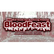 "IWA Mid-South November 23, 2017 ""Bloodfeast 2017"" - Memphis, IN (Download)"