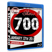 "IWA Mid-South Blu-ray/DVD January 12, 2017 ""700th Show"" - Jeffersonville, IN"