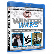 "IWA Mid-South Blu-ray/DVD January 14, 2017 ""Winter Wars 2017"" - Memphis, IN"