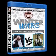 "IWA Mid-South Blu-ray/DVD January 14, 2017 ""Winter Wars 2017"" - Memphis, IN"