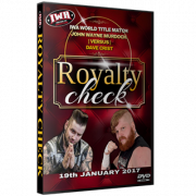 "IWA Mid-South DVD January 19, 2017 ""Royalty Check"" - Jeffersonville, IN"