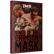"IWA Mid-South DVD January 28, 2017 ""Kings of the Crimson Mask 2017"" - Memphis, IN"