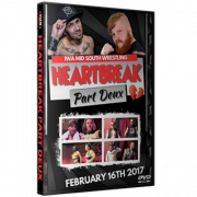 "IWA Mid-South DVD February 16, 2017 ""Heartbreak: Part Deux"" - Jeffersonville, IN"