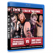 "IWA Mid-South Blu-ray/DVD February 23, 2017 ""A Tale Of Two Kings"" - Jeffersonville, IN"