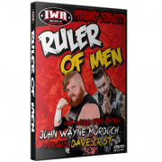 "IWA Mid-South DVD February 25, 2017 ""Ruler of Men"" - Memphis, IN"
