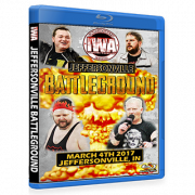 "IWA Mid-South Blu-ray/DVD March 4, 2017 ""Jeffersonville: Battleground"" - Jeffersonville, IN"