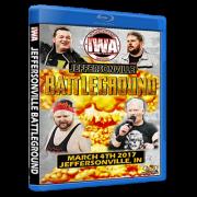 "IWA Mid-South Blu-ray/DVD March 4, 2017 ""Jeffersonville: Battleground"" - Jeffersonville, IN"