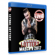 "IWA Mid-South Blu-ray/DVD March 9, 2017 ""Lethal Lottery"" - Jeffersonville, IN"