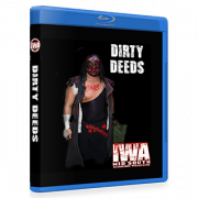 "IWA Mid-South Blu-ray/DVD March 25, 2017 ""Dirty Deeds"" - Memphis, IN"