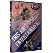 "IWA Mid-South DVD March 31, 2017 ""This Ain't Sports Entertainment"" - Memphis, IN"