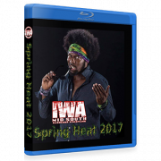 "IWA Mid-South Blu-ray/DVD April 6, 2017 ""Spring Heat 2017"" - Jeffersonville, IN"