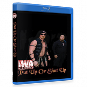 "IWA Mid-South Blu-ray/DVD April 13, 2017 ""Put Up or Shut Up 2017"" - Jeffersonville, IN"