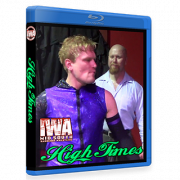 "IWA Mid-South Blu-ray/DVD April 20, 2017 ""High Times"" - Jeffersonville, IN"