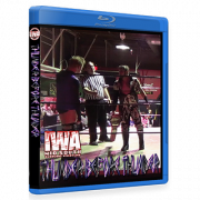 "IWA Mid-South Blu-ray/DVD April 21, 2017 ""Thunder Before Thunder"" - Memphis, IN"