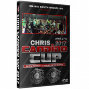 "IWA Mid-South DVD April 27, 2017 ""2017 Chris Candido Cup"" - Jeffersonville, IN"