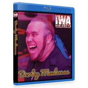 "IWA Mid-South Blu-ray/DVD May 4, 2017 ""Derby Madness"" - Jeffersonville, IN"