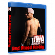 "IWA Mid-South Blu-ray/DVD May 11, 2017 ""Bad Blood Rising"" - Jeffersonville, IN"