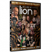"IWA Mid-South DVD May 18, 2017 ""In Like a Lion"" - Jeffersonville, IN"