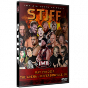"IWA Mid-South DVD May 19, 2017 ""STIFF"" - Jeffersonville, IN"